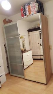 pax spiegeltueren haushalt m bel gebraucht und neu kaufen. Black Bedroom Furniture Sets. Home Design Ideas