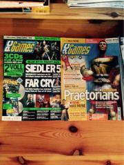 PC Games Zeitschriften