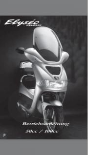 Peugeot Elyseo 50ccm