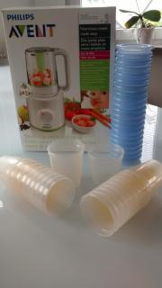 Philips Avent Dampfgarer /