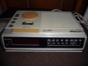 PHILIPS RADIO WECKER
