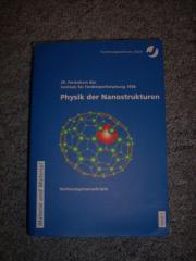 Physik der Nanostrukturen