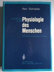 Physiologie des Menschen -