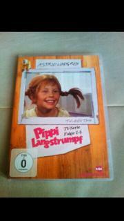 Pippi Langstrumpf DVD
