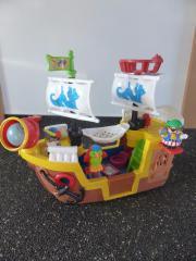 Piratenschiff von Fisher