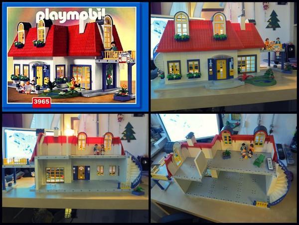Playmobil Einfamilienhaus 3965 in Griesheim