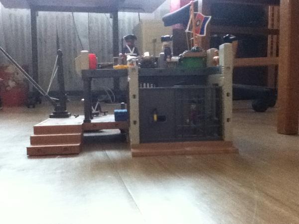 playmobil piratengef ngnis 3112 in mannheim kaufen und verkaufen ber private kleinanzeigen. Black Bedroom Furniture Sets. Home Design Ideas