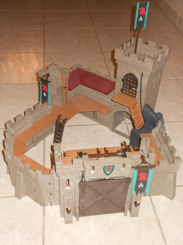 ritterburg playmobil spielzeug einebinsenweisheit. Black Bedroom Furniture Sets. Home Design Ideas