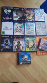 PlayStation spiele Paket
