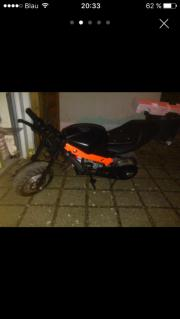 Pocketbike Getunet