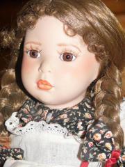 Porzellanpuppe * Puppe * 46
