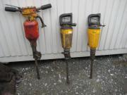 Presslufthammer ATLAS, Krupp,