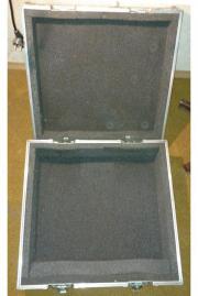 Profi Flightcase - Außenmaße