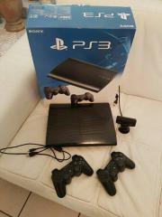 PS3 Schwarz 500GB