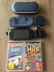 PSP Schwarz Neuwertig !!
