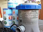 Pumpe, Filterpumpe