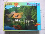 Puzzle: ``Mühle am