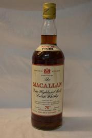 Rarität The Macallan