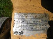 Rasenmäher Benzinmotor 4-