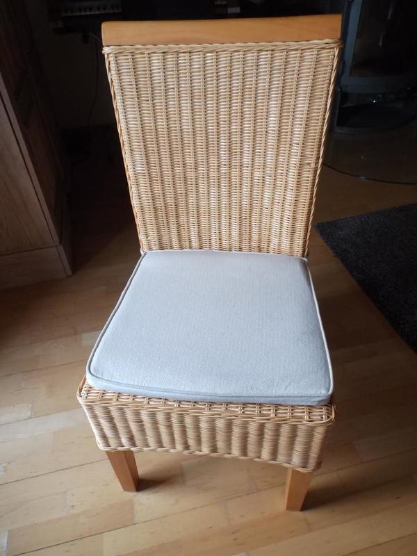 rattan stuhl neu und gebraucht kaufen bei. Black Bedroom Furniture Sets. Home Design Ideas