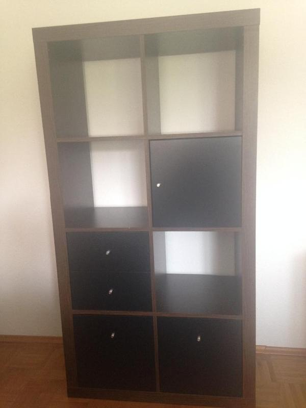 regal ikea expedit kallax in m nchen ikea m bel kaufen und verkaufen ber private kleinanzeigen. Black Bedroom Furniture Sets. Home Design Ideas