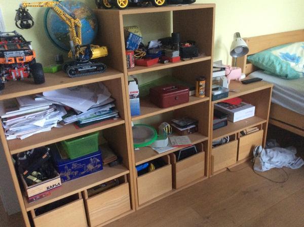 regal kinderzimmer neu und gebraucht kaufen bei. Black Bedroom Furniture Sets. Home Design Ideas