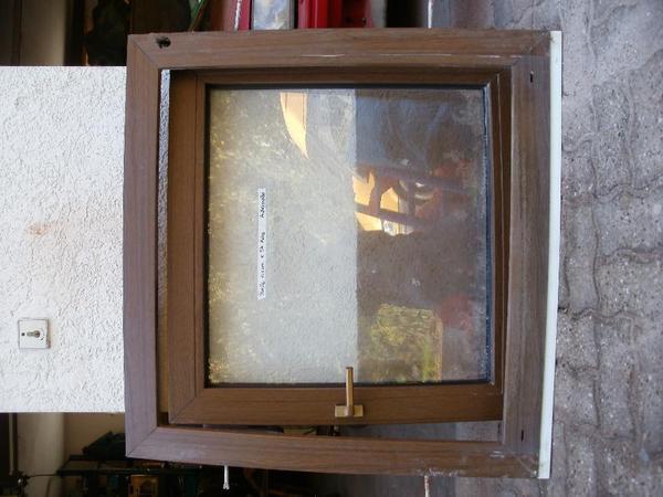 Rehau kunststofffenster braun in bundenthal fenster for Fenster zu verschenken