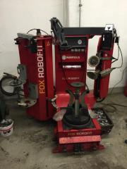 Reifenmontiermaschine FOX ROBOFIT