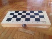 Reise Schach+ Backgammon