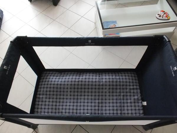 hauck reisebett neu und gebraucht kaufen bei. Black Bedroom Furniture Sets. Home Design Ideas