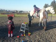 Reitpädagogik für Kinder