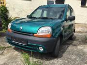 Renault Kangoo grün
