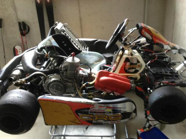 rennkart crg bad boy in teltow karts rennwagen kaufen. Black Bedroom Furniture Sets. Home Design Ideas