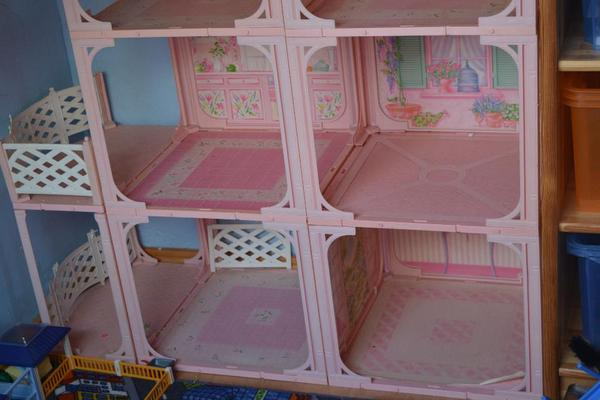 barbie kleinanzeigen familie haus garten. Black Bedroom Furniture Sets. Home Design Ideas