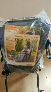 Rollator inkl Rollstuhl