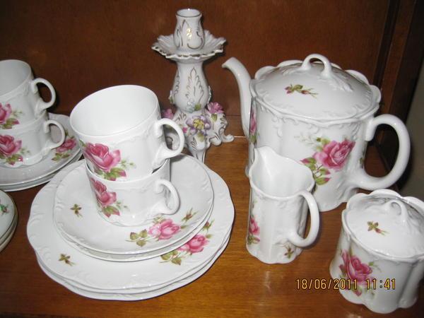 rosenthal teeserservice in oberstenfeld geschirr und besteck kaufen und verkaufen ber private. Black Bedroom Furniture Sets. Home Design Ideas