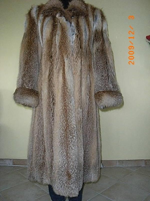 Rotfuchsmantel Gr 40 » Leder-/Pelzbekleidung, Damen und Herren aus Schillingsfürst