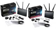 Router: ASUS DSL