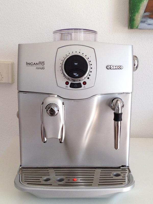kaffeevollautomat saeco neu und gebraucht kaufen bei. Black Bedroom Furniture Sets. Home Design Ideas