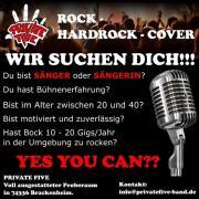 Sänger gesucht (Rock/