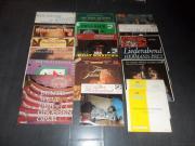 Sammlung Schallplatten 40