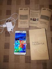 Samsung S5 Weiss