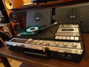 Sanyo Stereoanlage Batterie