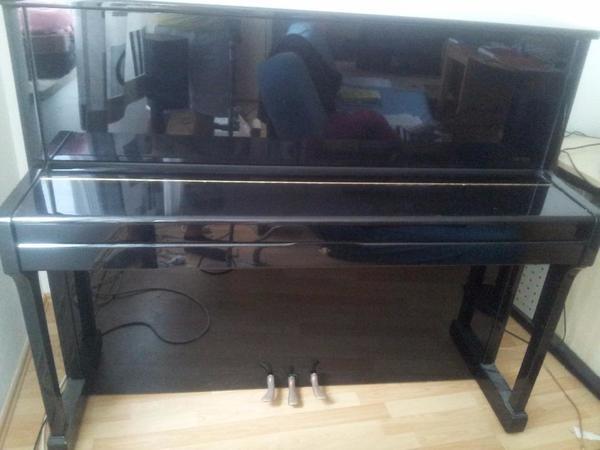 klavier sauter kaufen gebraucht und g nstig. Black Bedroom Furniture Sets. Home Design Ideas