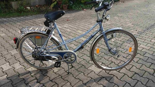 saxonette typ 519 von hercules fahrrad mit hilfsmotor. Black Bedroom Furniture Sets. Home Design Ideas