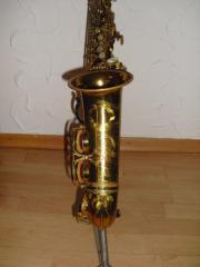 Saxophone Henri Selmer