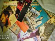Schallplatten Konvolut 118