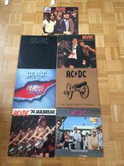Schallplatten rock acdc