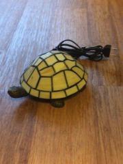 Schildkröten-Lampe im