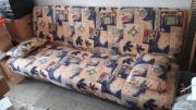 Schlaf-Couch zu